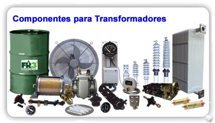 imagen componentes para transformadores RTE Mexico